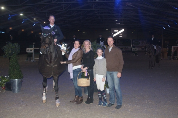 Domingo wint GP** in Lier!