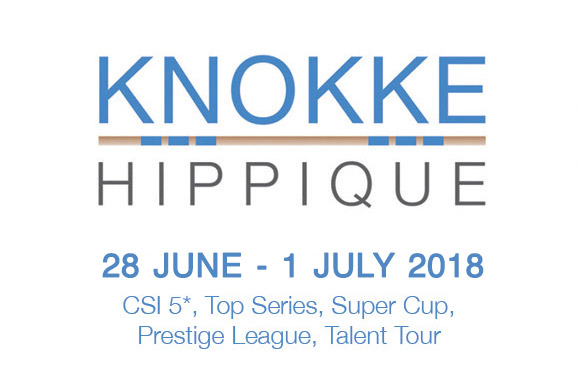 Deze week: Knokke Hippique CSI5*