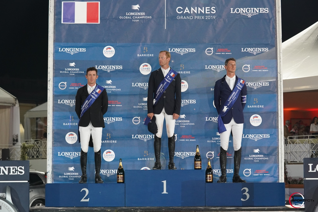 Ditmaal CSI5* Grand Prix-zege in Cannes