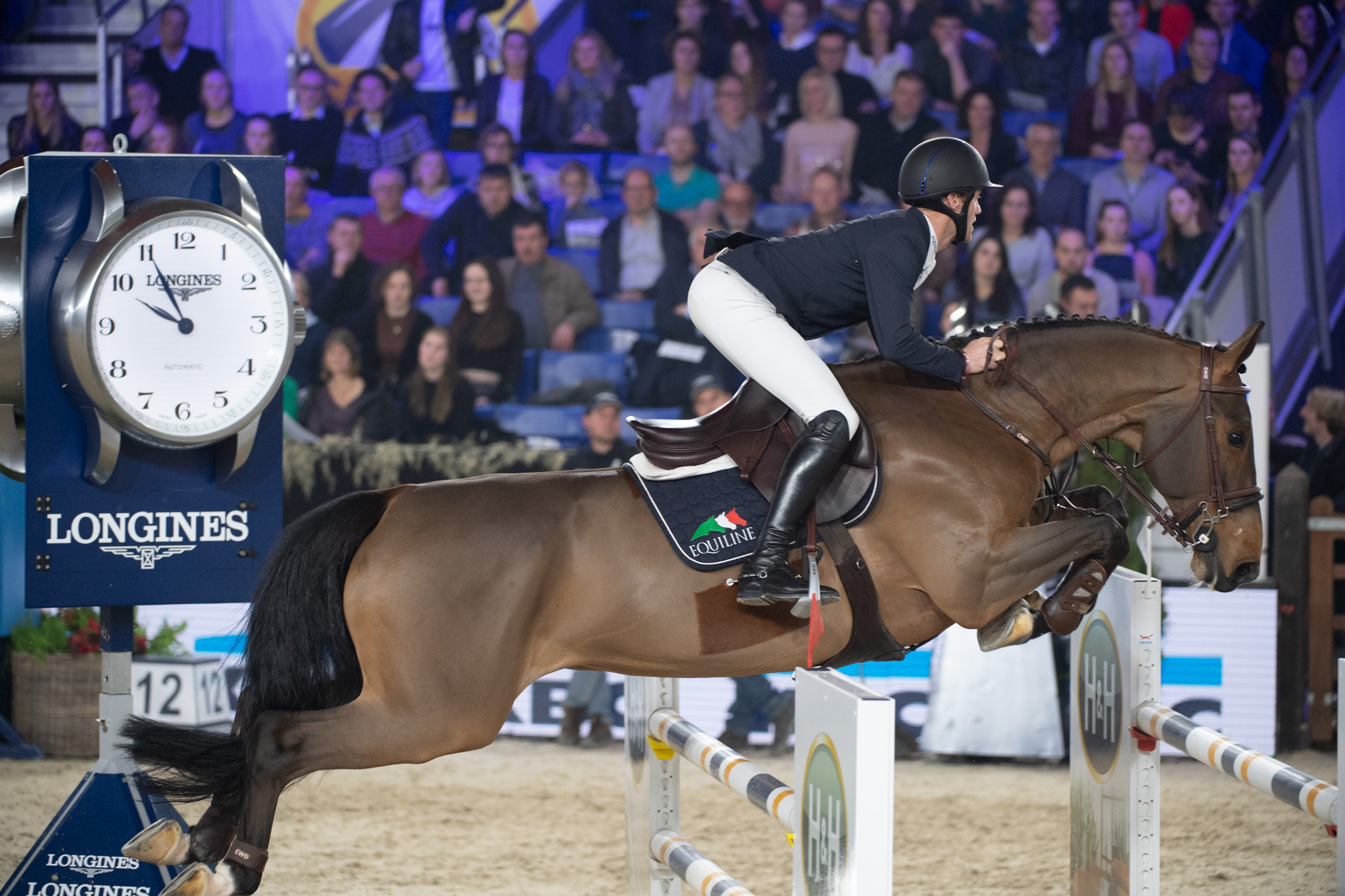 Vierde in CSI5* GP Windsor